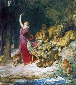 Briton Riviere - Aphrodite